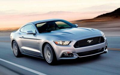 2014 Ford Mustang 4.0 AT