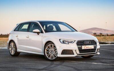 Audi A3 2019 new