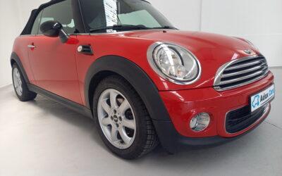 Mini One Cabrio 1.6 benzine