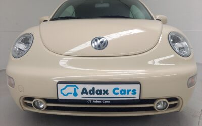Volkswagen New Beetle 1.6 Benzine
